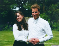 The Middleton Family Release Images Of Kate Middleton